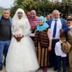 Sudanlı Aisha Trabzon gelini oldu!