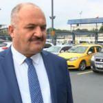 Taksiciler Esnaf Odası Başkanı: İYİ Parti'li Özkan'ın iddiası kurgu