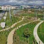 AKM Millet Bahçesi yarın açılıyor! Türkiye'nin en büyüğü olacak