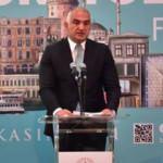 Bakan Ersoy: 2023 itibarıyla 50 milyon turist hedefleniyor