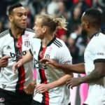 Beşiktaş'ta derbide sinirler gerildi! Josef ile Vida...