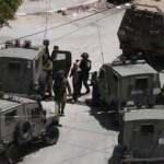 İsrail güçleri 2'si çocuk 13 Filistinliyi gözaltına aldı