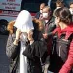 Kayseri'de 4 uyuşturucu şüphelisi adliyede