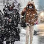 Meteoroloji'den uyarı: Kar geliyor, sıcaklıklar 12 derece düşecek