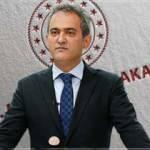 Milli Eğitim Bakanı Özer'den okullarla ilgili son dakika açıklaması geldi