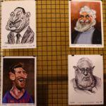 """Mısır'daki """"Karikatür Müzesi"""" yoğun ilgi"""
