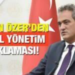 Okullar kapanacak mı? MEB Bakanı Mahmut Özer duyurdu! Valilikler ve kaymakamlıklar kapanış için...