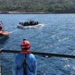 Yunan'ın ölüme ittiği 79 düzensiz göçmen kurtarıldı