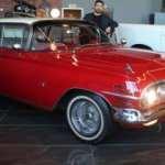 1960 model Chevrolet marka aracını 750 bin TL'ye satmadı