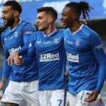 'Old Firm' derbisinde kazanan Rangers!