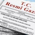 Bakanlık, kurum ve kuruluş atamaları Resmi Gazete'de