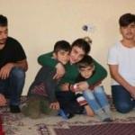 Engelli Leyla hem babasına bakıyor hem de 5 kardeşine annelik yapıyor