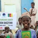İHH'dan 2020'de 7 ülkeye 25 bin Kur'an-ı Kerim
