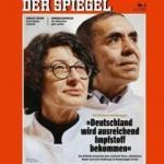 Dünyaya umut olan Türk çift Der Spiegel kapağında