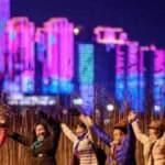 Koronavirüsün merkez üssü Vuhan'da çılgın partiler, yeni yıla böyle girdiler