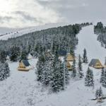 Türkiye'nin denize en yakın kayak merkezi daha konforlu hizmet verecek