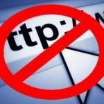 Yasa dışı yayın yapan 302 internet sitesi erişime kapatıldı