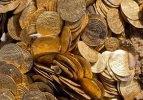 Denizin altında 500 ton altın bulundu