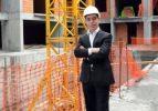 Aranan inşaatçı boy uzatırken yakalandı