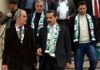 Bakan Çelik'ten Bursaspor'a ziyaret