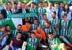 Beykoz Belediyesi şampiyona sözünü tuttu!
