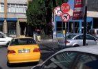 Hem sağa hem sola dönüş yasak!