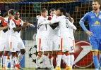 Lucescu'nun öğrencileri gol oldu yağdı