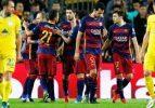 Neymar ve Suarez, Barça'yı uçurdu
