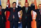 O iki ilçenin başkanları AK Parti'ye geçti