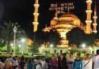 Kadir Gecesi Sultanahmet'ten canlı yayınla Kanal 7'de
