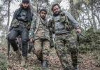 Rejim ordusundan kaçanlar yandı