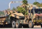Reyhanlı sınırına askeri araç sevkiyatı