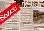Sözcü, CHP'li belediyeyi AK Parti'li yaptı!