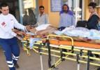 Suriye'den 26 yaralı getirildi, 1'i öldü