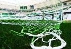 Timsah Arena dev maçla açılıyor!
