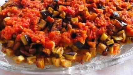 Domates soslu patates tarifi