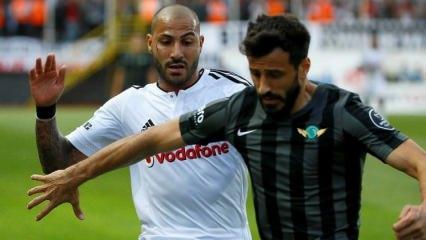Lider Beşiktaş puanı zor kurtardı
