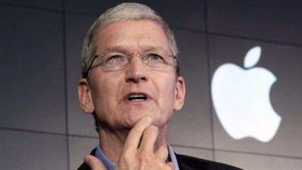 Apple CEO'su Tim Cook'tan Türkçe tweet