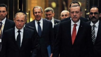 Cumhurbaşkanlığı'ndan Rusya ve mektup açıklaması