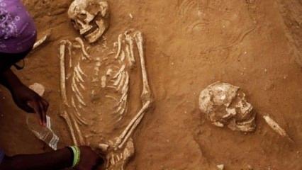 Tarihi keşfi İsrailliler yıllarca gizlemiş