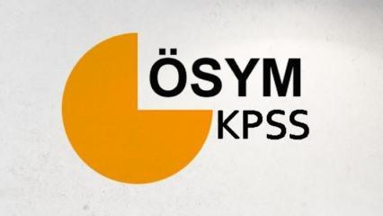 2016 - KPSS sınav başvurusu nasıl yapılır? (Ortaöğretim ve Önlisans) Son tarih