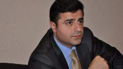 Demirtaş'tan Bakan Soylu'ya küstah tehdit