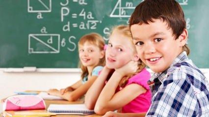 Çocuğu okula motive etmenin yolları