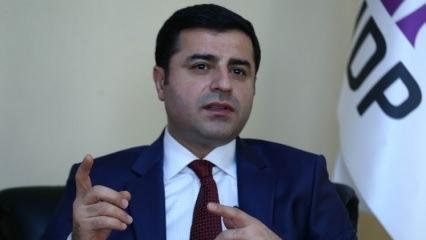 HDP'nin Barzani ziyaretinde ilginç 'Kürtçe' detayı