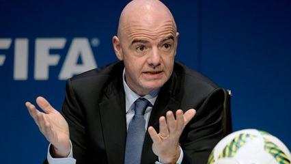 """FIFA tavrını koydu! """"Sonucuna katlanırlar"""""""
