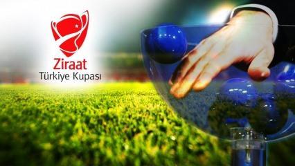 Türkiye Kupası'nda çeyrek final ve yarı final eşleşmeleri belli oldu