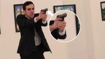 Katil Mevlüt Mert Altıntaş hangi silahı kullandı?