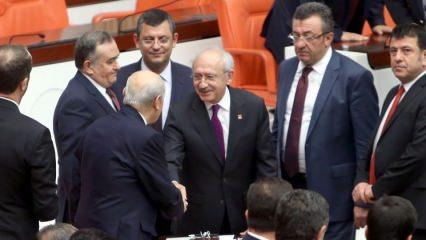 Bahçeli'den anayasa teklifi açıklaması