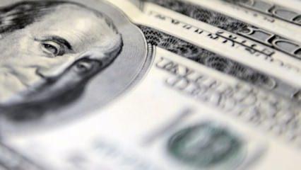 Veri geldi dolar düşüşe geçti