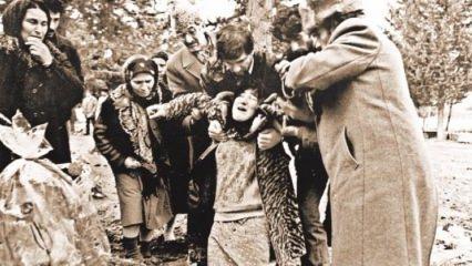 Hocalı Katliamının acısı hala taze!